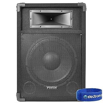 """Skytec 12"""" Active Karaoke DJ PA Speaker 600W"""