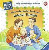 Mein erstes großes Buch von meiner Familie: Ab 24 Monate (Meine erste ministeps-Bibliothek)
