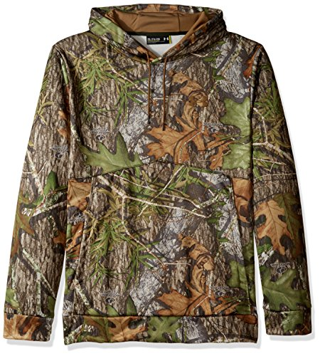 Under Armour Herren Ua Icon Camo Hoodie Oberteil Mossy Oak Obsession
