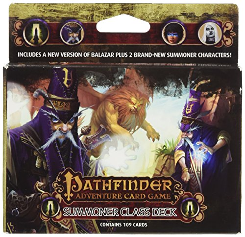 Pathfinder Adventure Card Game: Summoner Class Deck por Mike Selinker
