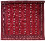 Nain Trading Pakistan Buchara 2ply 420x305 Orientteppich Teppich Rost/Dunkelrot Handgeknüpft Pakistan