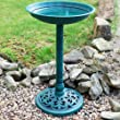 Garden/outdoor Wild Bird Water Bath - Resin  by OV
