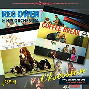 Obsession: Cuddle Up a Little Closer / Coffee Break