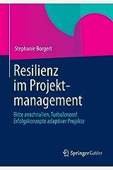 Resilienz im Projektmanagement: Bitte anschnallen, Turbulenzen! Erfolgskonzepte adaptiver Projekte Taschenbuch