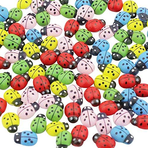dekowear-coccinella-con-il-punto-di-colla-100-pezzi-di-legno-per-decorare-rosso-o-di-colore-11-mm-la