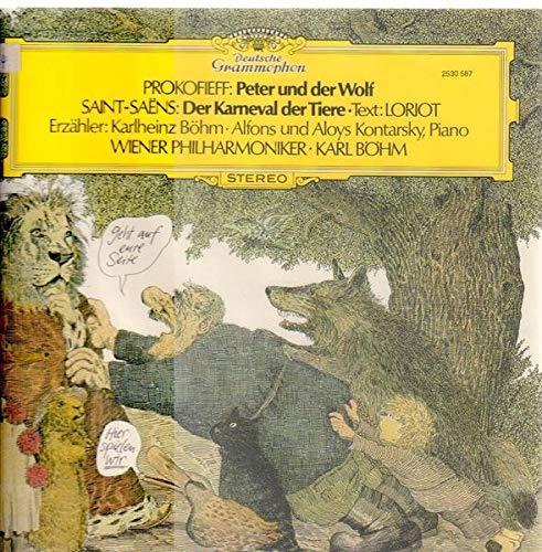 Peter Und Der Wolf / Der Karneval Der Tiere [Vinyl LP] [Vinyl LP]