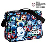 Mickey Mouse MC-56154 2018 Bolso bandolera, 23 cm, Multicolor