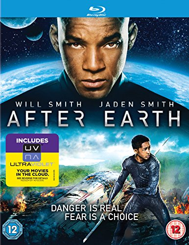 After Earth [Blu-ray] [UK Import]