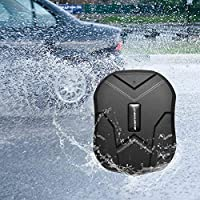 XCSOURCE Mini Waterproof GPS Tracker, 90 days Standby GSM/GPRS Real Time Tracking Device Locator for Kids Pets Vehicles XC325