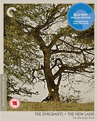 The Emigrants/The New Land (The Criterion Collection) [Blu-ray] [2016]