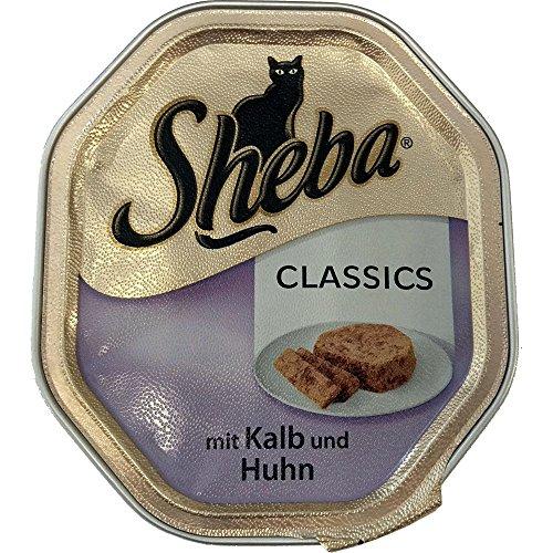 Mars Sheba Schale Classics mit Kalb & Huhn 85g (Royal Pet-schale)