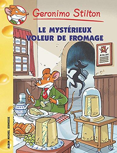 Le Mystérieux voleur de fromage (Geronimo Stilton) par Titi Plumederat