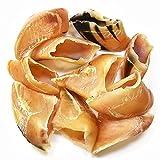Kalbshufe Bellopur Kausnack für die kleine Mahlzeit zwischendurch. Reines Naturprodukt frei von Konservierungsmitteln und ohne jegliche Zusätze. 2 x 10 Stück
