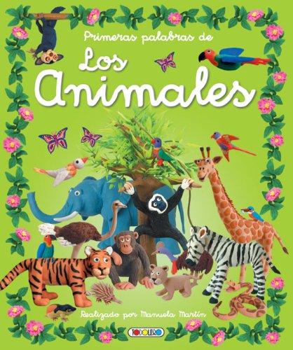 Primeras palabras de los animales (Cosas de niños) por Equipo Todolibro