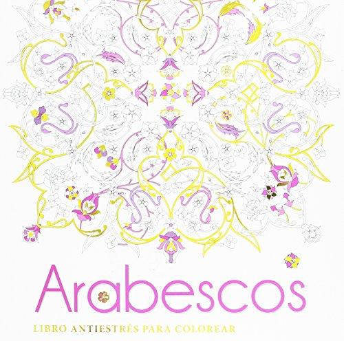 Libro Arabescos. Libro Antiestres Para Colorea al mejor precio ...