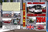2890. Exeter. UK. Buses. July 2014. The 50th anniversary event at Exeter bus station showing a gathering and running of preserved buses alongside those of today
