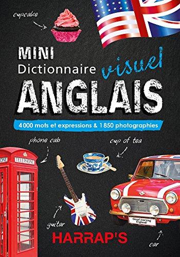 Harrap's Mini dictionnaire visuel Anglais par Collectif