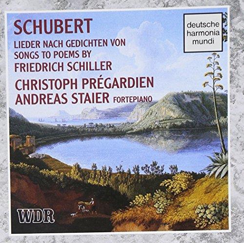 Lieder Sur Des Poémes De Schiller