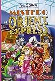 Scarica Libro Mistero sull Orient Express Ediz illustrata (PDF,EPUB,MOBI) Online Italiano Gratis