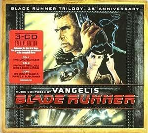 Blade Runner Trilogy 25th Anniversary by Vangelis (2007) Audio CD