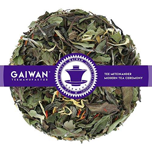 Nr. 1104: Weißer Tee Pai Mu Tan Mediterran
