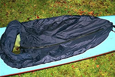 KAYAK SPRAYDECK Spray Deck Skirt K1 K2 K4 Marathon Sprint Deck Zipped (A1) by RUK