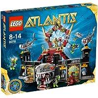 Lego Atlantis 8078 Portal Of Atlantis