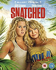 Snatched (Includes Digital Download) [Blu-ray] [2017]