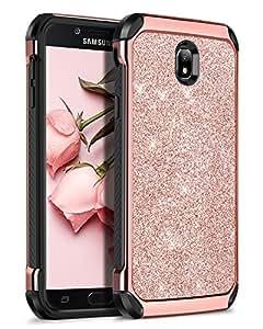 pretty nice f48e3 11a43 Samsung Galaxy J7 2017 Case Samsung J7/J730/J7 Pro 2017 Case BENTOBEN Slim  Thin Fit Dual Layer Hybri