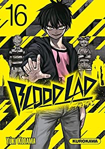 Blood Lad Edition simple Tome 16