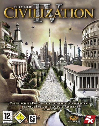 ak tronic Sid Meier's Civilization IV [Software Pyramide]