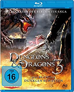 Dungeons & Dragons 3 - Das Buch der dunklen Schatten [Blu-ray]