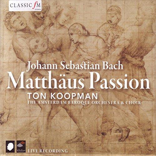 "Matthäus Passion, BWV 244: Chorus I, ""Der rufet dem Elias!"""