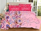 Lali Prints Pink 100% Cotton Comfort Des...