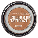 Maybelline New York Color Tattoo - Ombre à paupières Doré - 35 on and on bronze