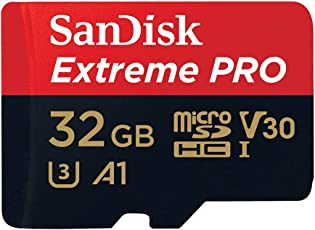 Sandisk 32gb Extreme Pro Micro SDHC UHS-I 100mbps 4K Memory card