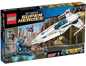 DC Comics Super Heroes - L'invasione di Darkseid - 76028