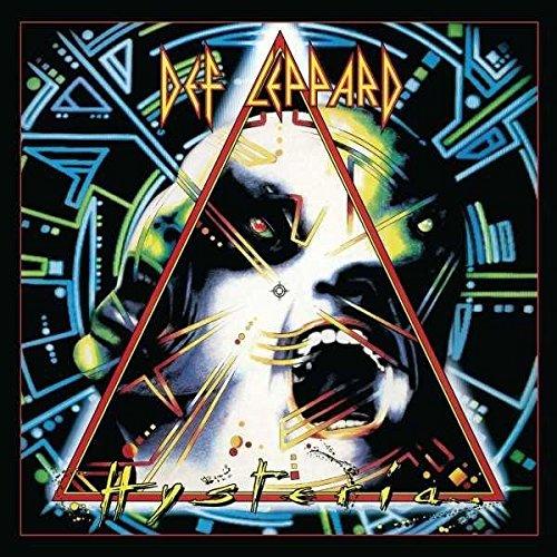 Def Leppard Hysteria Seven Disc Super Deluxe Edition