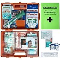 Erste-Hilfe-Koffer Gastro für Betriebe Din/EN 13157 inkl. Augenspülung + Brandgel + detektierbare Pflaster + Hydrogelverbände preisvergleich bei billige-tabletten.eu