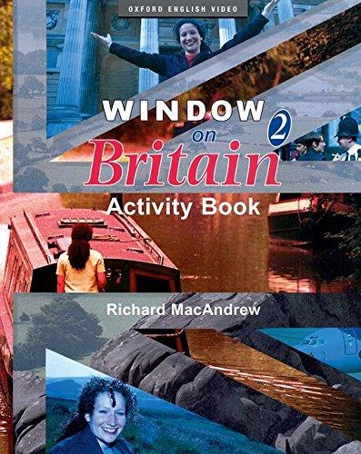 Window on Britain 2 Activity Book: Activity Book Level 2