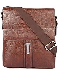 Margaux Pu Leather Sling Bag For Unisex