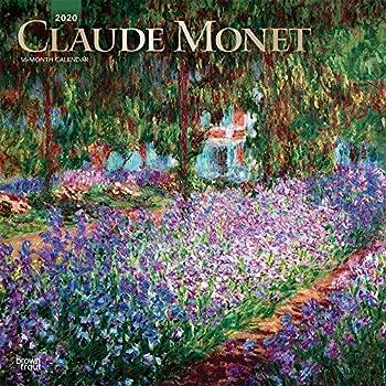 Claude Monet 2020 Calendar