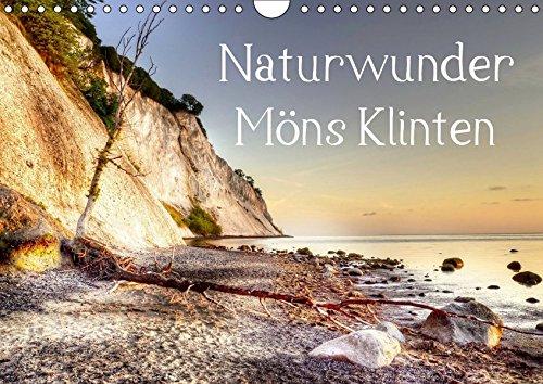 Naturwunder Möns Klinten (Wandkalender 2019 DIN A4 quer): Die imposantesten Kreideklippen Europas (Monatskalender, 14 Seiten ) (CALVENDO Natur)