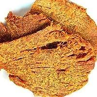 2 libras (908 gramos) sabor de curry seco carne de vaca espasmódico de la meseta de Yunnan de China