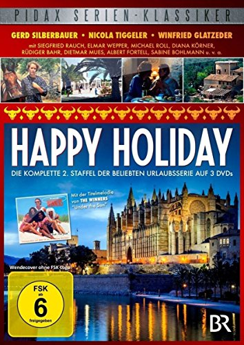 Happy Holiday - Staffel 2 (3 DVDs)