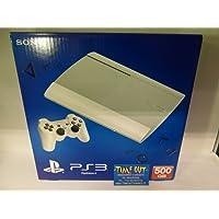 Sony Playstation 3 PS3 Super Slim 500 Gb White (Bianca) New Sealed Rare, Nuova Sigillata Rara