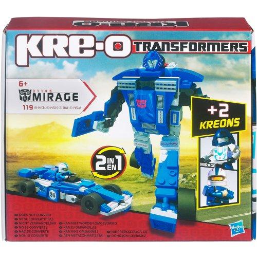 Hasbro - KRE-O 31145148 - Transformers Mirage Bauset