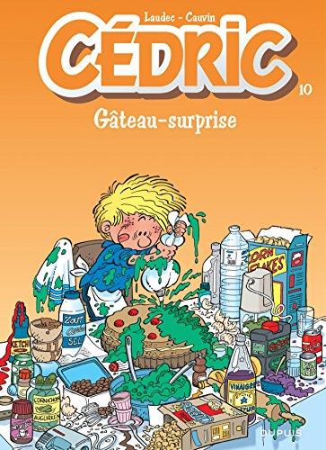 Cédric, tome 10 : Gâteau surprise