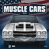 American Muscle Cars 2019 Calendar