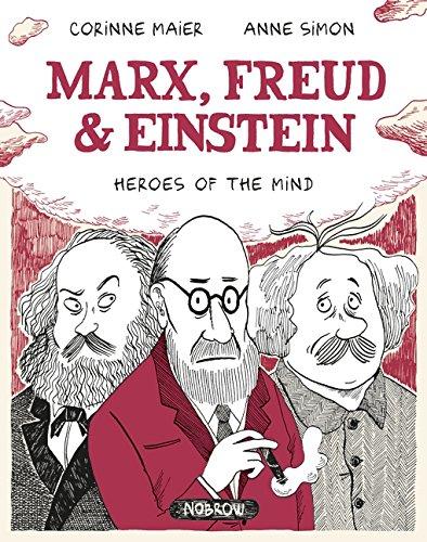 Marx, Freud, Einstein: Heroes of the Mind par Corrine Maier